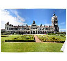 Dunedin Train Station Poster