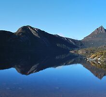 Cradle Mountain Panaromic by PeteJoey
