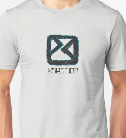 Sketchy - Black Unisex T-Shirt