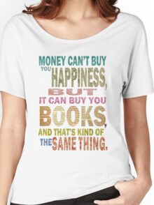 For The Love Of BOOKS! Women's Relaxed Fit T-Shirt