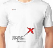 XSPOT - OH! BTW! YOU'RE STILL HUNGRY... Unisex T-Shirt