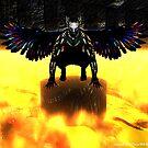 Methastophelies rising (crossing the Styx #2) by Karl David Hill
