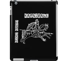 Kricket Kountry KARNIVALE! iPad Case/Skin