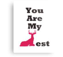 You Are My Dearest Metal Print