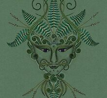 @spirit of Green' by Gill Rippingale