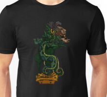 Mayan Serpent God Unisex T-Shirt