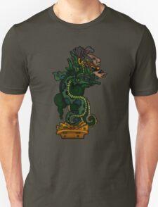 Mayan Serpent God T-Shirt