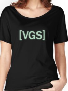 VGS (Shazbot) - Game Accurate Version Women's Relaxed Fit T-Shirt