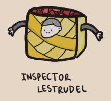 Inspector Lestrudel by Sherlock-ed