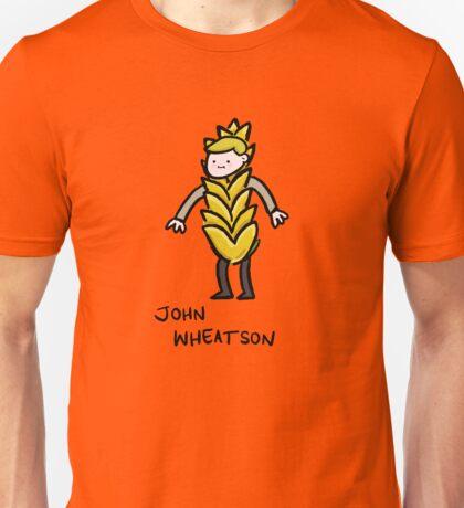John Wheatson Unisex T-Shirt
