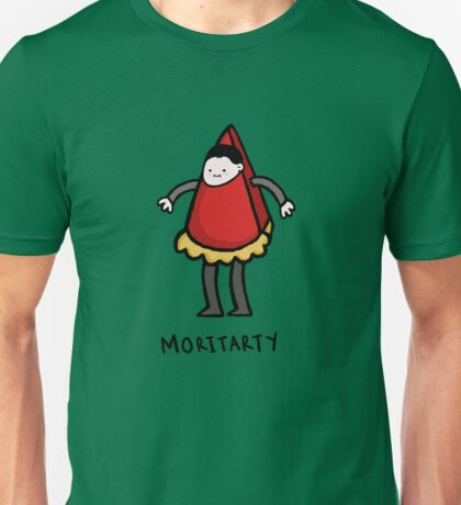Moritarty Unisex T-Shirt