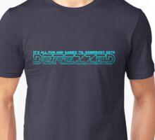 Derezzed Unisex T-Shirt