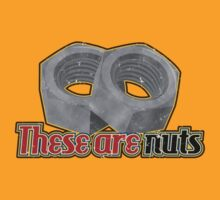 These Are Nuts by FredzArt