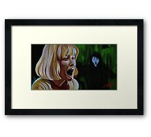 What's Your Favorite Scary Movie? Framed Print
