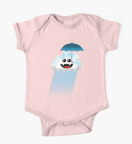 RAIN CLOUD One Piece - Short Sleeve