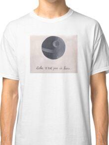 Cela n'est pas de lune (The Treachery of Sith) Classic T-Shirt