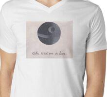 Cela n'est pas de lune (The Treachery of Sith) Mens V-Neck T-Shirt