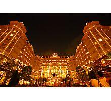 Tokyo Disneyland hotel Photographic Print