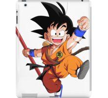 Dragon ball Z kid Goku iPad Case/Skin