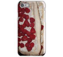 Raspberry Pavlova iphone cover iPhone Case/Skin