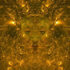 Solar Wind Goddess (signed) by Richard H. Jones
