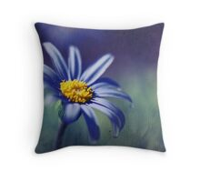 Alone But Not Lonely Throw Pillow