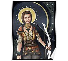 Fantasy Archer Poster