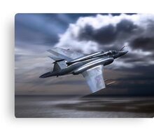 Royal Air Force Buccaneer Canvas Print