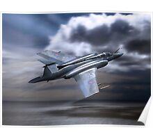 Royal Air Force Buccaneer Poster