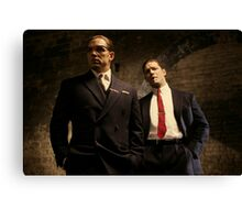 Legend 'Tom Hardy'  Canvas Print