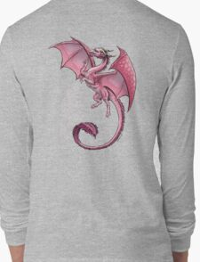 The Dragon of Spring Long Sleeve T-Shirt