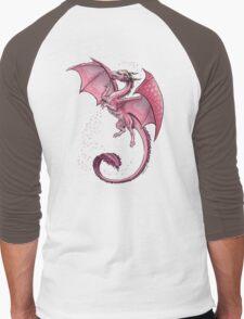 The Dragon of Spring Men's Baseball ¾ T-Shirt