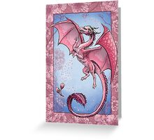 The Dragon of Spring Greeting Card
