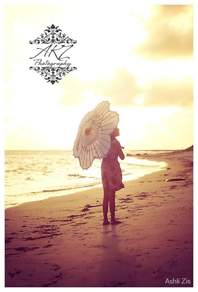Miss Emily- Vintage Sunset by Ashli Zis