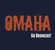 Omaha (Go Broncos!) Kids Clothes