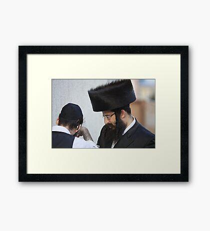 Befor Shabat. by Doktor Faustus. A dank ojch zejer! Favorites: 2 Views: 198 . Thank you Motek Sheli ! Framed Print