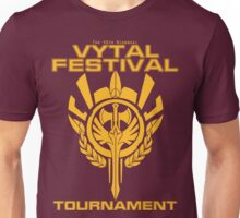 Vytal Fesitval Tournament - Gold Unisex T-Shirt