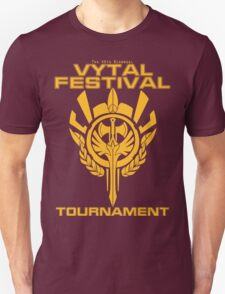 Vytal Fesitval Tournament - Gold T-Shirt