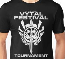 Vytal Festival Tournament - White Unisex T-Shirt