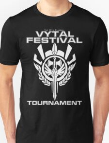 Vytal Festival Tournament - White T-Shirt