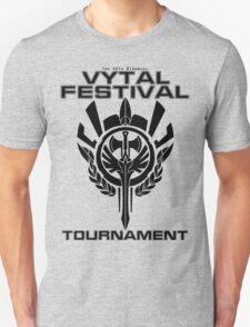 Vytal Festival Tournament - Black T-Shirt