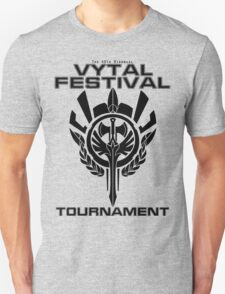 Vytal Festival Tournament - Black T-Shirt