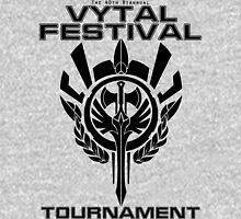 Vytal Festival Tournament - Black Unisex T-Shirt