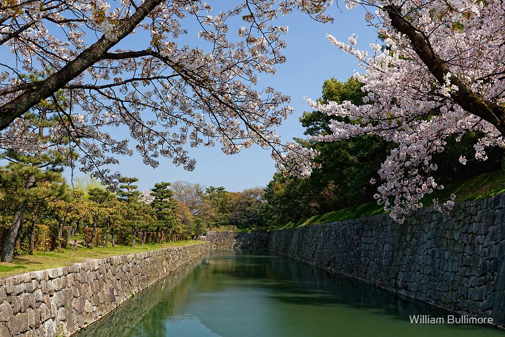 Nijo-jo • Kyoto • Japan by William Bullimore