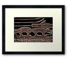 """Bewailment"" Framed Print"