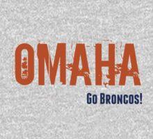 Omaha (Go Broncos) Kids Tee