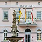 Town Hall in Remagen by Vac1
