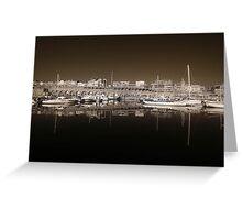 Ramsgate Harbour Greeting Card