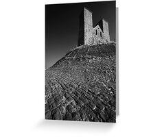 Reculver Castle Greeting Card