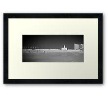Turner Centre Framed Print